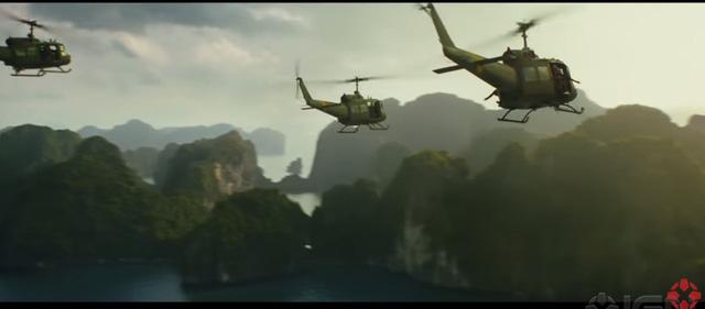 King Kong va quai vat o Viet Nam trong 'Kong: Skull Island' hinh anh 3