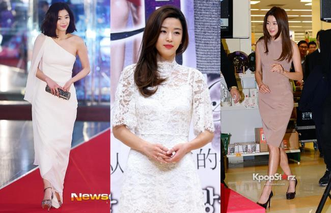Cặp đôi Huyền thoại biển xanh Jeon Ji Hyun - Lee Min Ho: Đẹp, giàu, đến người yêu cũng khủng - Ảnh 2.