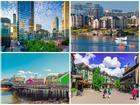 16 tấm ảnh về Canada làm say lòng mọi du khách