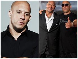 The Rock không hối hận khi chỉ trích Vin Diesel