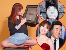 Hari Won khoe thành tích âm nhạc, chuẩn bị kết hôn với Trấn Thành trong tháng 12