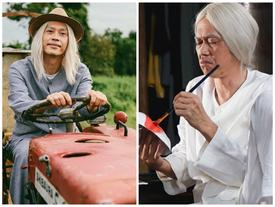Hoài Linh lại gây cười với tạo hình già nua và khó tính trong phim mới