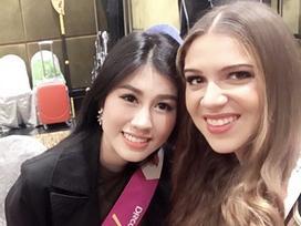 Đại diện Việt Nam lọt top 9 hoa hậu Du Lịch Quốc Tế