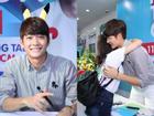 Mỹ nam Kang Tae Oh hóa Pikachu, ôm chặt fan nữ trong buổi họp fan