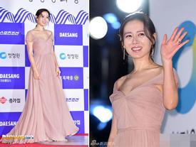 Sao Hàn xuất hiện trên thảm đỏ điện ảnh danh giá nhất năm