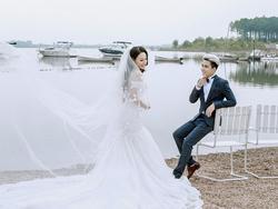 Tung ảnh cưới đẹp lung linh, Mạnh Quân 5s Online bật mí sẽ lên xe hoa vào đầu năm 2017