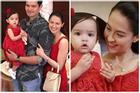 Mỹ nhân đẹp nhất Philippines rạng rỡ trong sinh nhật con gái