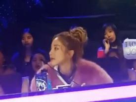 Dara bật khóc trong lần xuất hiện đầu tiên, vẫn nhận mình là thành viên 2NE1