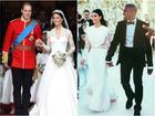 Choáng váng trước giá trị của 15 bộ váy cưới