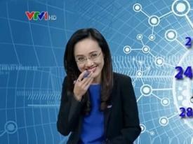 Những sự cố bất ngờ trên sóng VTV