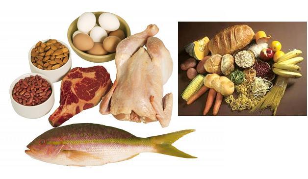 Nên bổ sung thực phẩm giàu glycogen để tránh bị chuột rút