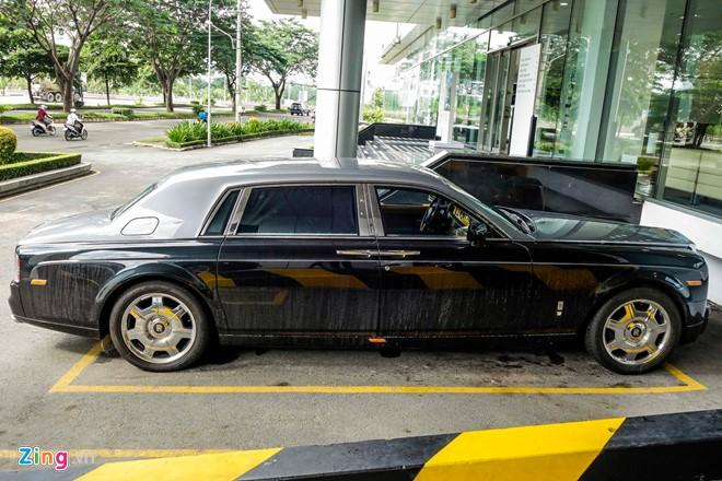 Rolls-Royce cua ba Bach Diep tai xuat o Sai Gon hinh anh 2