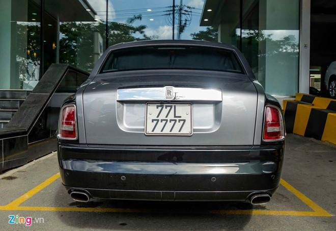 Rolls-Royce cua ba Bach Diep tai xuat o Sai Gon hinh anh 7