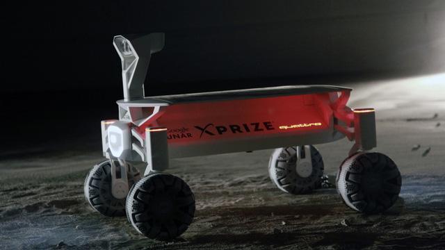 Audi tuyên bố mình đang tiến gần hơn đến mặt trăng - Ảnh 1.