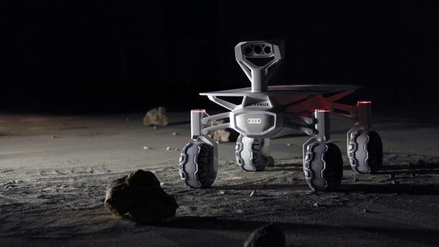 Audi tuyên bố mình đang tiến gần hơn đến mặt trăng - Ảnh 4.