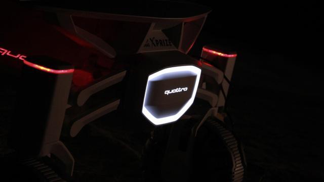 Audi tuyên bố mình đang tiến gần hơn đến mặt trăng - Ảnh 3.