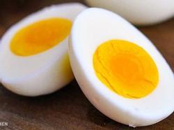 Thực đơn giảm 10 kg trong 2 tuần với trứng luộc