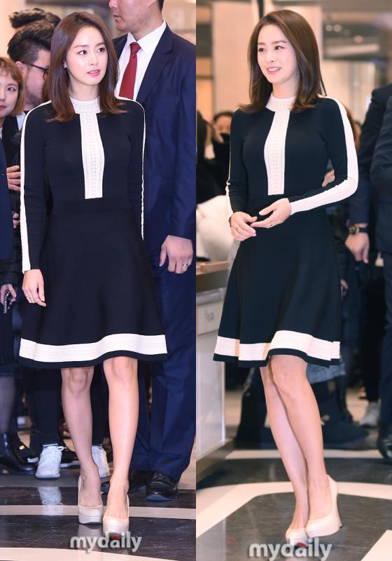 Kim Tae Hee gây náo loạn trung tâm mua sắm vì... quá đẹp - Ảnh 5.