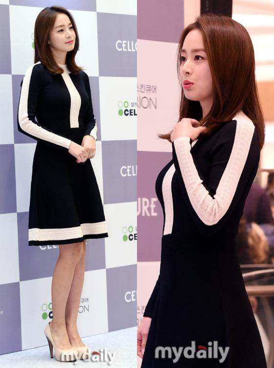 Kim Tae Hee gây náo loạn trung tâm mua sắm vì... quá đẹp - Ảnh 10.
