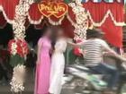 Cướp giật nữ trang cô dâu trong ngày cưới