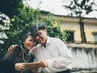 """Bộ ảnh cực đẹp của vợ chồng 9x khao khát một """"Tình yêu như ông bà anh"""""""