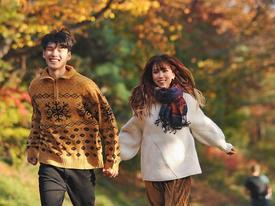 Những hình ảnh ngọt ngào khiến ai cũng phải ghen tị của Min và 'bạn trai'