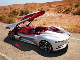 10 mẫu xe concept kỳ lạ vừa ra mắt thế giới