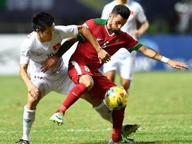 Việt Nam 2-2 Indonesi (Hiệp phụ 2)-Nỗ lực cuối của đội chủ nhà