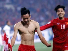 Vũ Minh Tuấn đã ghi bàn thắng của cuộc đời