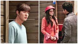 Huyền thoại biển xanh: Lee Min Ho nổi máu ghen khi chạm trán tình địch đẹp trai không thua gì mình