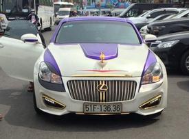 """Bất ngờ bắt gặp xe của """"thần đèn Aladdin"""" trên phố Sài thành"""