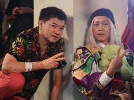 Danh hài Hoài Linh bất ngờ đụng độ đối thủ ngang tài ngang sức