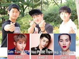 Khi người Hàn tham gia thử thách phát âm tên nghệ sĩ Việt Nam