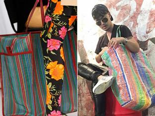 Khi 'thời trang đi chợ' lên ngôi và trở thành cảm hứng cho các nhà mốt quốc tế