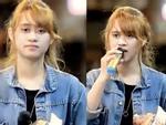 Cô gái bán kẹo