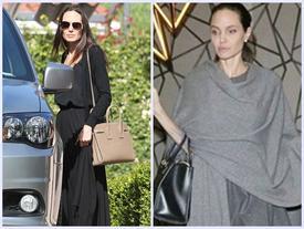 Lần xuất hiện đẹp hiếm hoi của Angelina Jolie từ khi ly hôn với Brad Pitt
