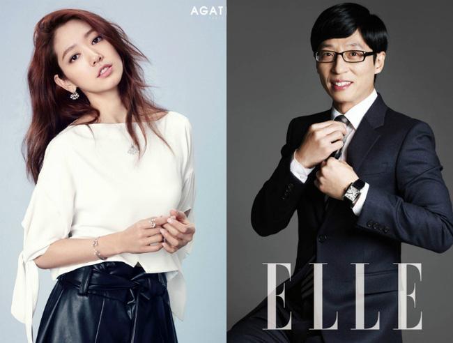 Yoo Jae Suk và Park Shin Hye bí mật quyên góp số tiền lớn cho nạn nhân của vụ cháy chợ Seomun - Ảnh 1.