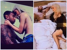 Kylie Jenner và bạn trai gốc Việt diễn cảnh giường chiếu 'chiêu đãi' thị lực