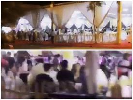 """""""Đám cưới cung đình giá 2 tỉ"""" lần đầu được thấy tại Quảng Ninh"""