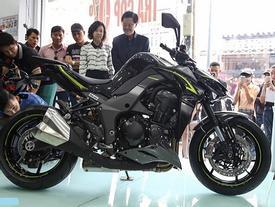 Kawasaki Z1000 2017 ra mắt tại VN, giá từ 399 triệu đồng