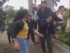 Vụ nữ sinh lớp 10 bị đánh hội đồng: Công an vào cuộc