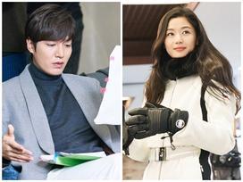Jun Ji Hyun và Lee Min Ho khoe nhan sắc đỉnh cao trong hậu trường của