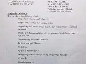 Tin được không, ca khúc 'Ông bà anh' đã được đưa vào đề thi Ngữ văn lớp 12