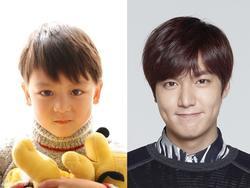 Nam thần nhí sẽ soán ngôi vẻ đẹp của Lee Min Ho trong tương lai chính là đây