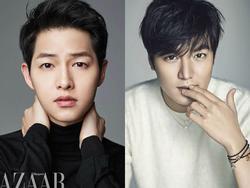 Không chỉ điển trai, có tài, Song Joong Ki và Lee Min Ho còn khiến fan 'bấn loạn' vì điều này