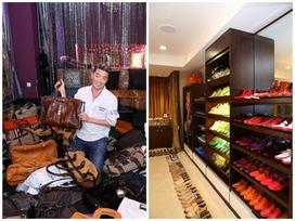 Trả nợ 20 tỷ thay mẹ nhưng Đàm Vĩnh Hưng vẫn mua hàng hiệu ngập nhà