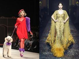 10 màn catwalk ấn tượng của thời trang Việt 2016