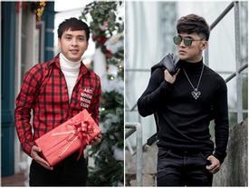 Ưng Hoàng Phúc, Hồ Quang Hiếu ra mắt sản phẩm mừng giáng sinh