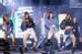 Các cô gái EXID tới Việt Nam mang đến những bản hit quen thuộc L.I.E, Every Night, Hot Pink, Ah Yeah, Cream, Up & Down.