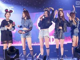 Fan Việt không 'đã khát' khi EXID chỉ diễn có 6 ca khúc